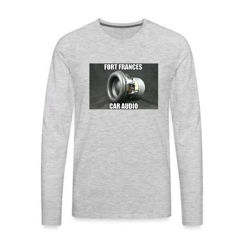 Fort Frances Car Audio - Men's Premium Long Sleeve T-Shirt