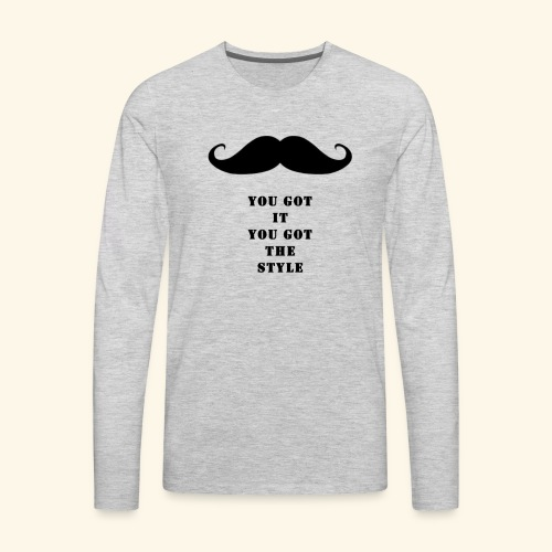 T-Shirts - Men's Premium Long Sleeve T-Shirt