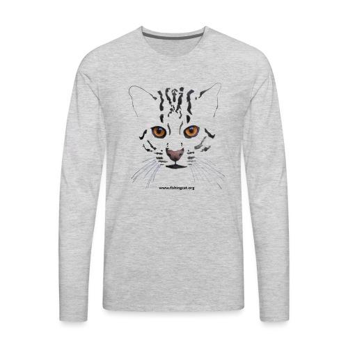 Viverrina 1 - Men's Premium Long Sleeve T-Shirt