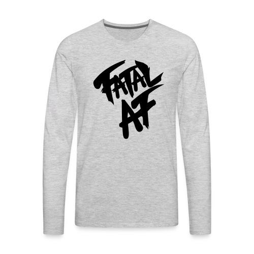 fatalaf - Men's Premium Long Sleeve T-Shirt