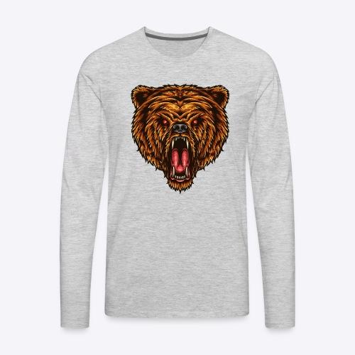 The Great Power - Men's Premium Long Sleeve T-Shirt