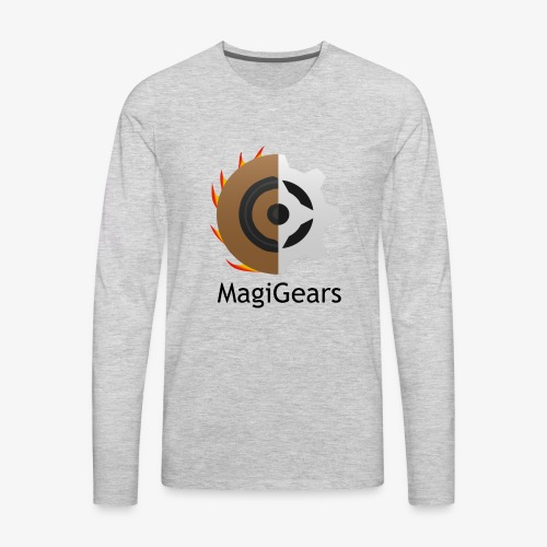 MagiGears - Men's Premium Long Sleeve T-Shirt
