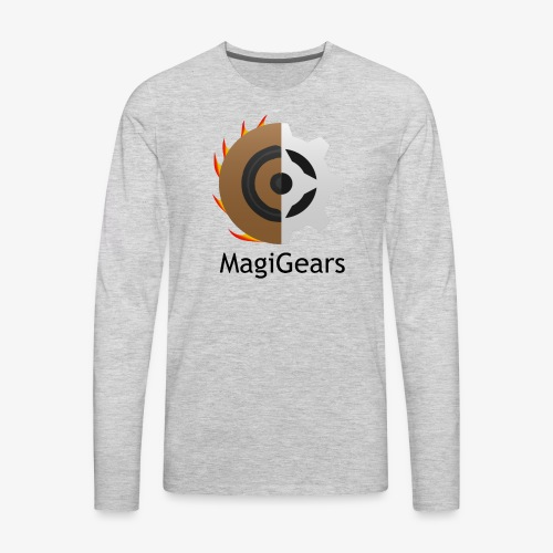 MagiGears - Men's Premium Long Sleeve T-Shirt