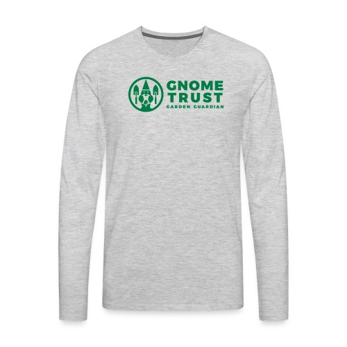 GNOMETRUST - Men's Premium Long Sleeve T-Shirt