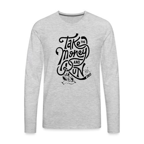 moneybig - Men's Premium Long Sleeve T-Shirt