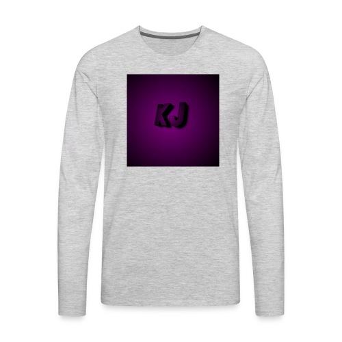 20171026 035017 - Men's Premium Long Sleeve T-Shirt