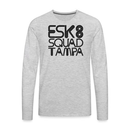 Esk8Squad TampaBay - Men's Premium Long Sleeve T-Shirt