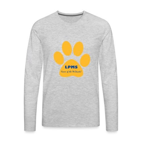 LPMS Logo - Men's Premium Long Sleeve T-Shirt