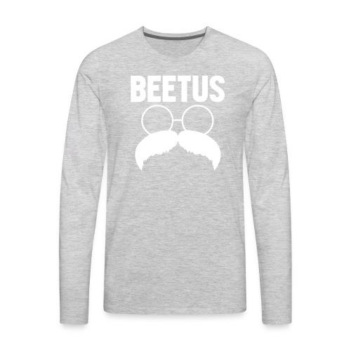 Beetus Diabetes Spokesperson - Men's Premium Long Sleeve T-Shirt