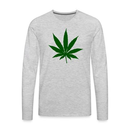 Marijuana - Men's Premium Long Sleeve T-Shirt