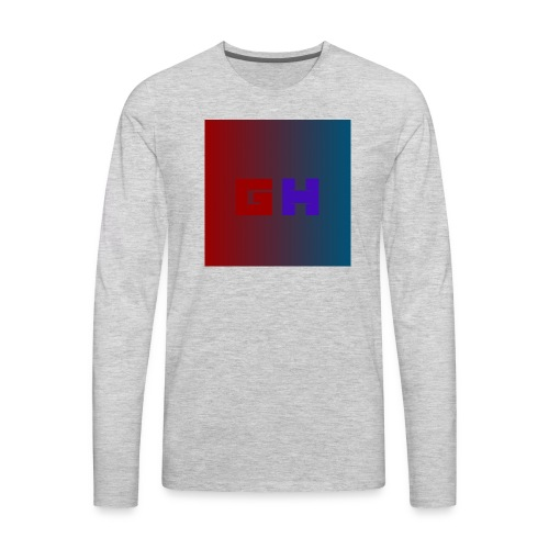 HG First Merch Buy Now - Men's Premium Long Sleeve T-Shirt