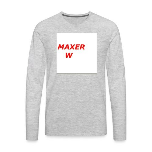 MERCH 2 - Men's Premium Long Sleeve T-Shirt