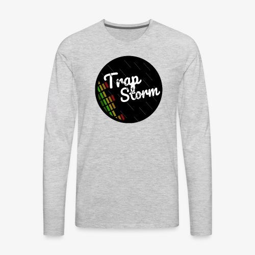 Trap Storm - Men's Premium Long Sleeve T-Shirt