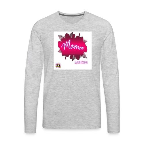 Mama Line - Men's Premium Long Sleeve T-Shirt