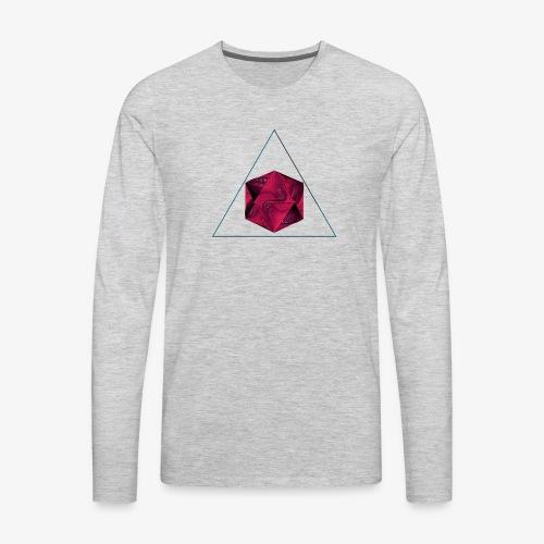 Abstract body - Men's Premium Long Sleeve T-Shirt