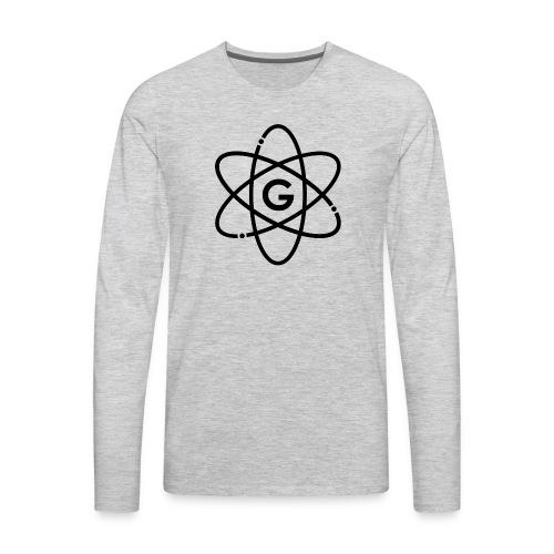 Genius Particle - Men's Premium Long Sleeve T-Shirt