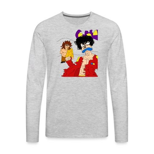 JuanTa Fin de soirée - Men's Premium Long Sleeve T-Shirt