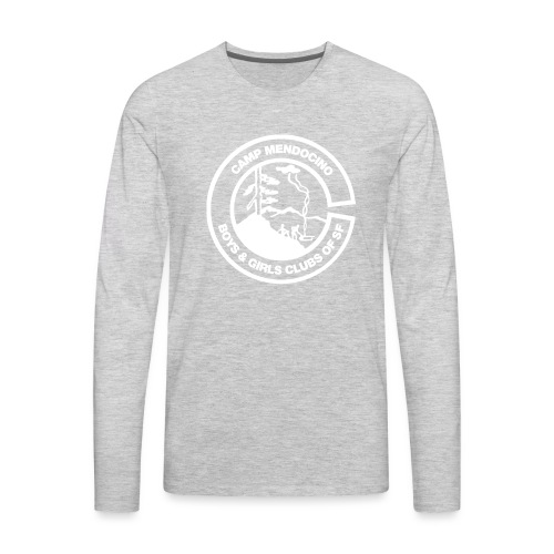 Camp Mendocino - Men's Premium Long Sleeve T-Shirt