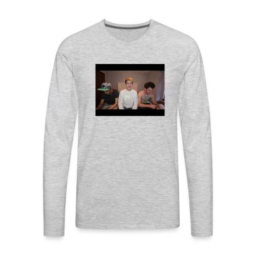 Blake - Men's Premium Long Sleeve T-Shirt