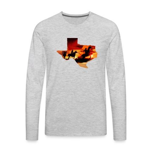 Wild heart - Men's Premium Long Sleeve T-Shirt