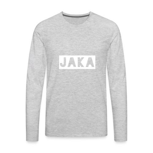 Jaka Supreme - Men's Premium Long Sleeve T-Shirt