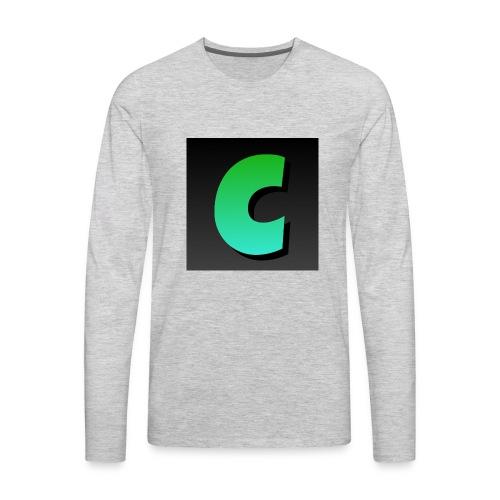 DCF9C6DB 0399 45D3 A174 CB8D8E98C3C6 - Men's Premium Long Sleeve T-Shirt