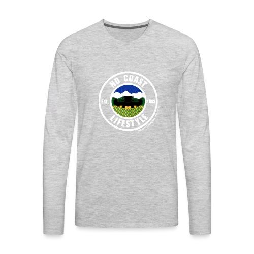 NCL Harvest - Men's Premium Long Sleeve T-Shirt