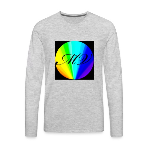 Michael Vlogs - Men's Premium Long Sleeve T-Shirt