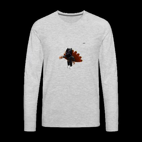 Hiikli!! - Men's Premium Long Sleeve T-Shirt