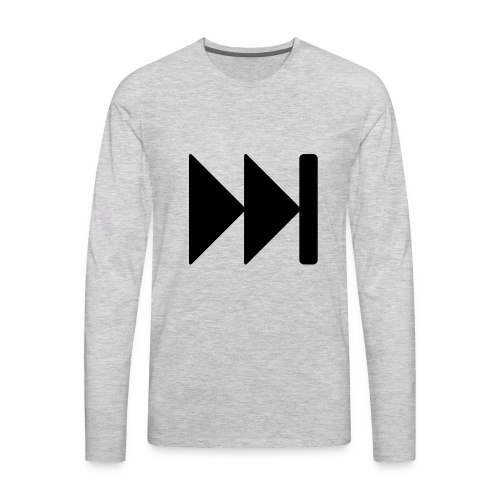FORWARD - LOGO - Men's Premium Long Sleeve T-Shirt