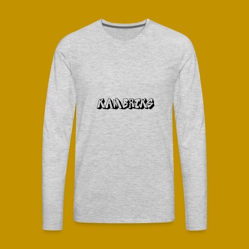 YBN Kambrik$ - Men's Premium Long Sleeve T-Shirt