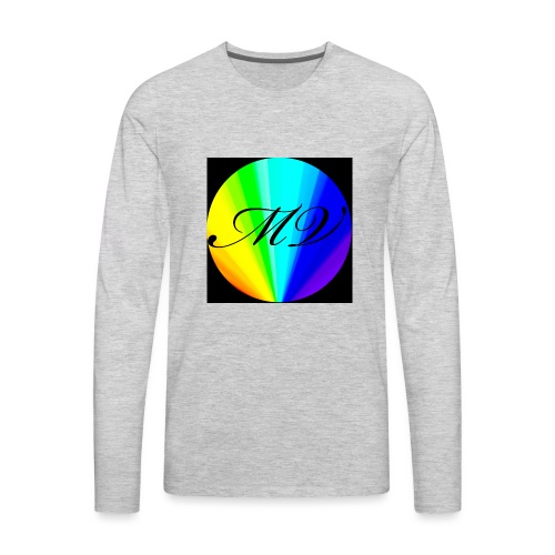 Michael Vlogs - Men's Premium Long Sleeve T-Shirt