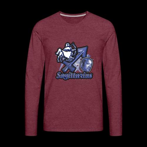 Sagittarius Redd Foxx - Men's Premium Long Sleeve T-Shirt