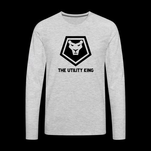The Utility King - Men's Premium Long Sleeve T-Shirt