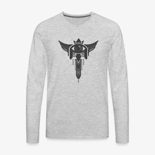 King's Eye - Men's Premium Long Sleeve T-Shirt