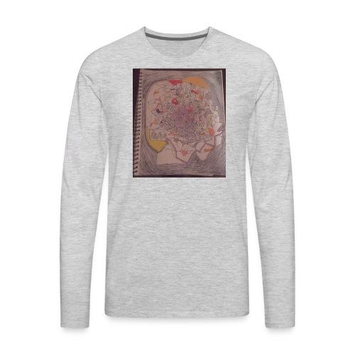 Direction - Men's Premium Long Sleeve T-Shirt
