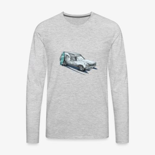Surfin' Panel Van - Men's Premium Long Sleeve T-Shirt