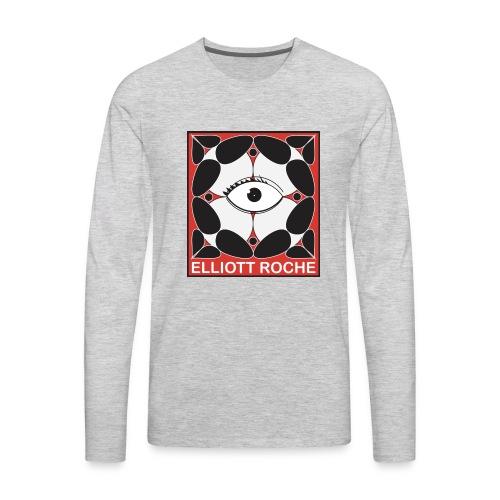 ElliottRedEye - Men's Premium Long Sleeve T-Shirt