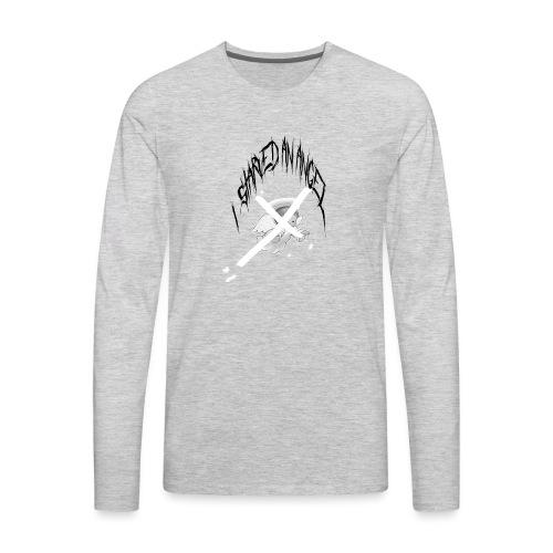 I starved an Angel - Men's Premium Long Sleeve T-Shirt