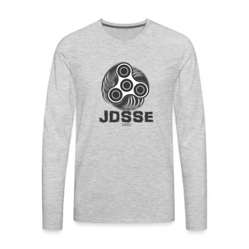 jdsse spinners - Men's Premium Long Sleeve T-Shirt