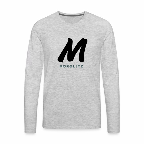 The Real Morglitz Merchandise! - Men's Premium Long Sleeve T-Shirt