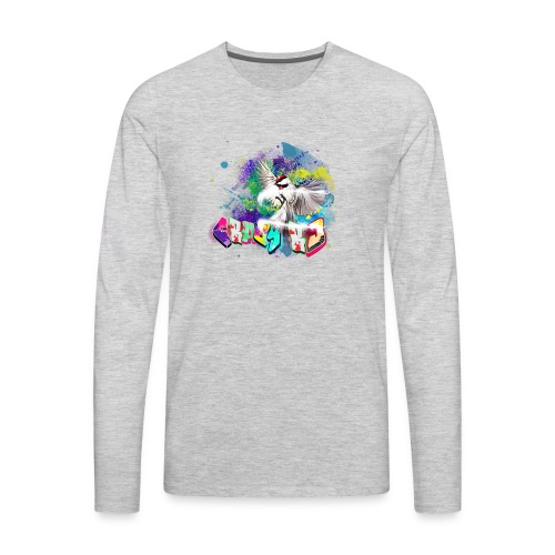 Crazy Rj 1 - Men's Premium Long Sleeve T-Shirt