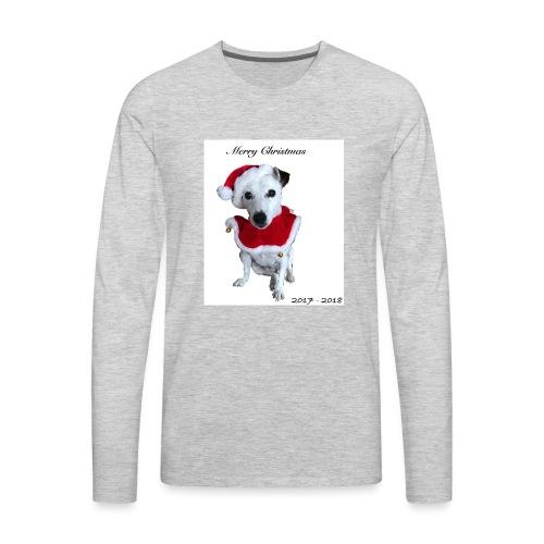 Merry Christmas 2017-2018 [LIMITED EDITION] - Men's Premium Long Sleeve T-Shirt