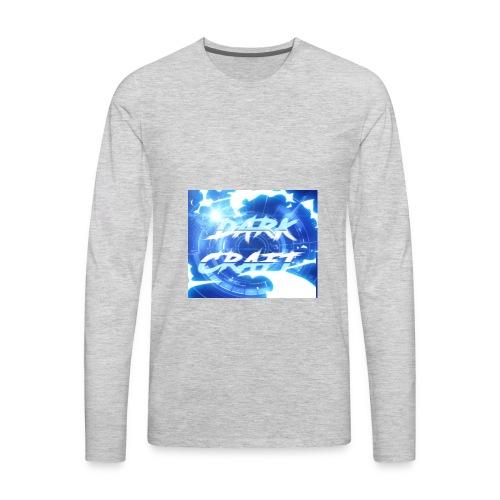 Dark Shock - Men's Premium Long Sleeve T-Shirt