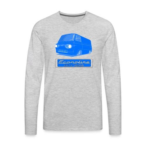 Long Sleeve Econoline Cotton Shirt - Men's Premium Long Sleeve T-Shirt