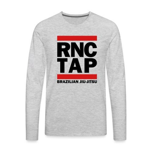 RNC TAP Jiu-Jitsu - Men's Premium Long Sleeve T-Shirt