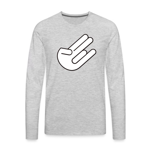 Shocker - Men's Premium Long Sleeve T-Shirt