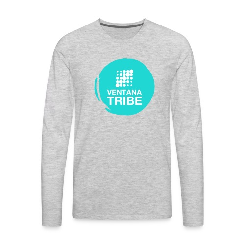 Ventana Tribe Circle - Men's Premium Long Sleeve T-Shirt
