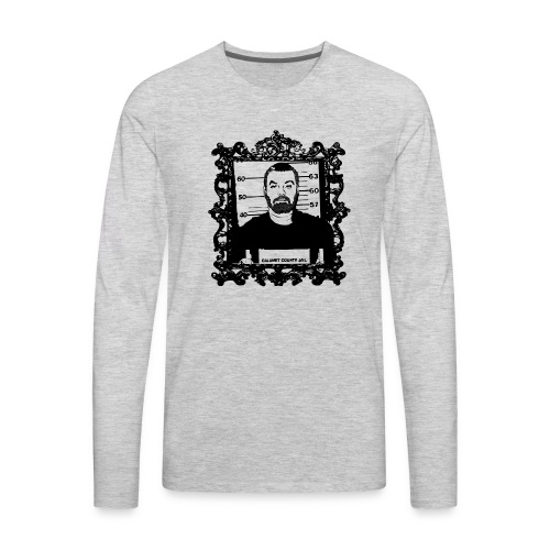 Framed Steven Avery - Men's Premium Long Sleeve T-Shirt