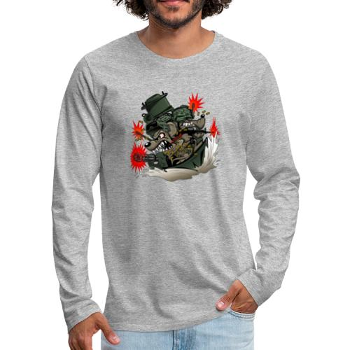 River Rats - Men's Premium Long Sleeve T-Shirt